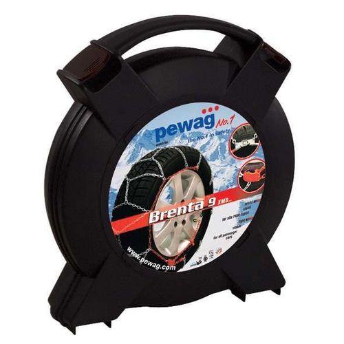 Pewag brenta-9 XMB 75 - sněhové řetězy (pár)