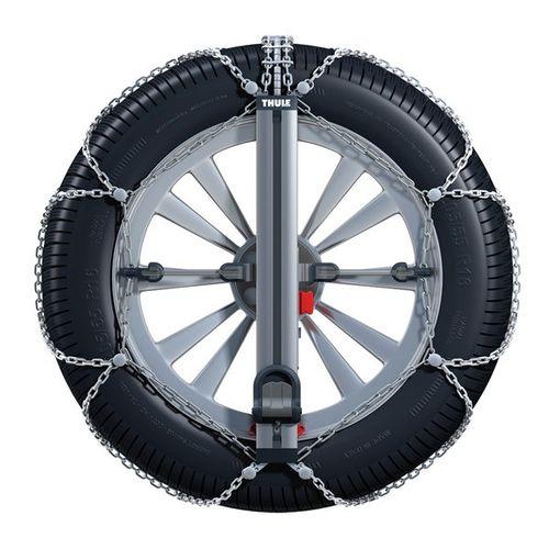 Konig (Thule) EASY-FIT SUV velikost 247 - sněhové řetězy (pár)